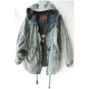 Denim jacket 90s