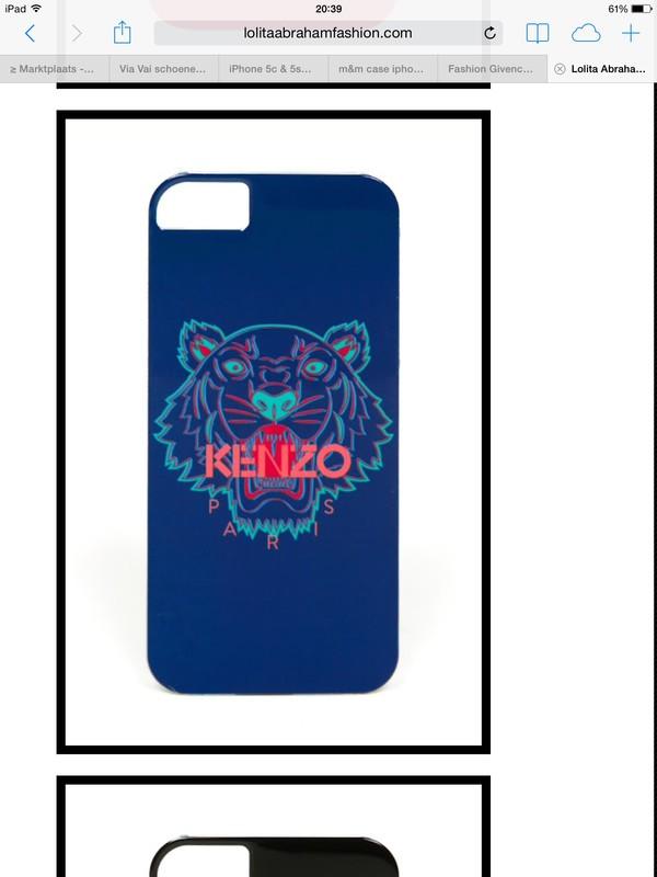 phone cover kenzo