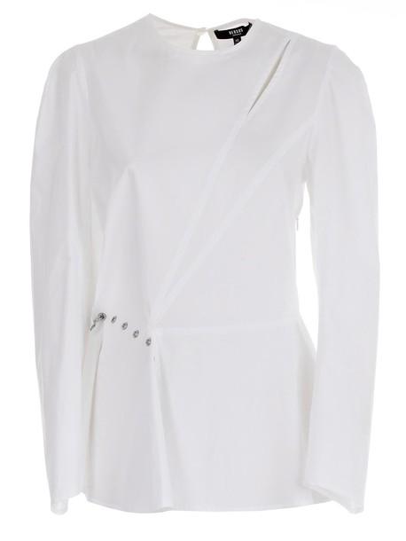 Versus shirt white top