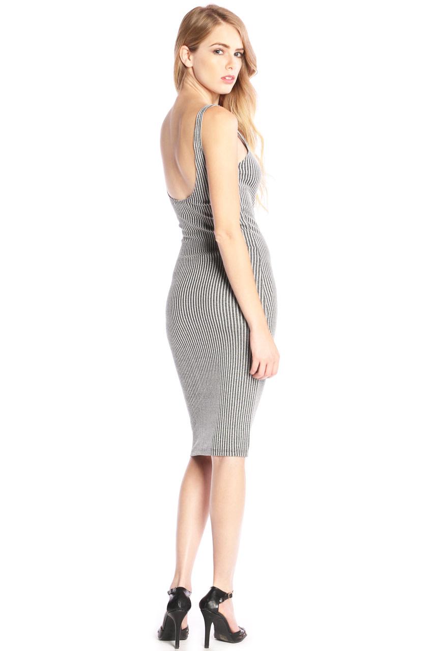 Clothing / dresses / eileen scoop neck dress