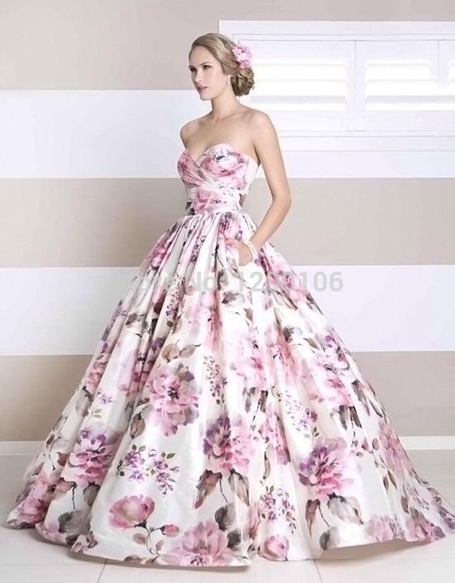 Prachtige Avondjurken.Prachtige Lieverd Roze Borduurwerk Bloemen Baljurk Lange Avondjurken