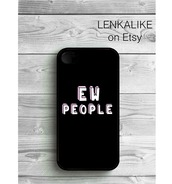 phone cover,tumblr,quote on it,iphone case,iphone 5 case,iphone cover,iphone 6 case,samsung galaxy cases,tumblr iphone cases,etsy,lenkalike,girly,antisocial,black,quote cases,iphone quote cases,quote on it phone case
