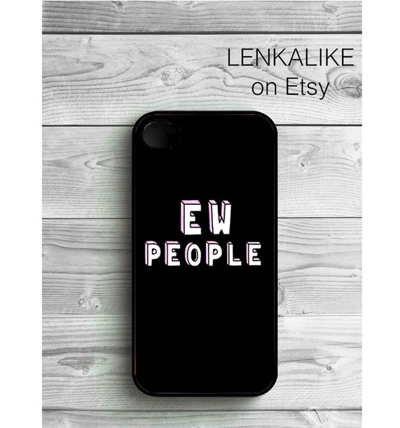 Phone Cover Tumblr Quote On It Iphone Case 5 6