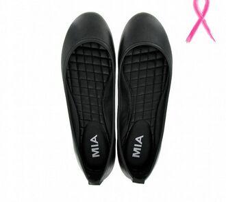shoes mia mia shoes free vibrationz ballet ballet flats flats comfy comfy flats comfy shoes work shoes cute shoes black black shoes black flats
