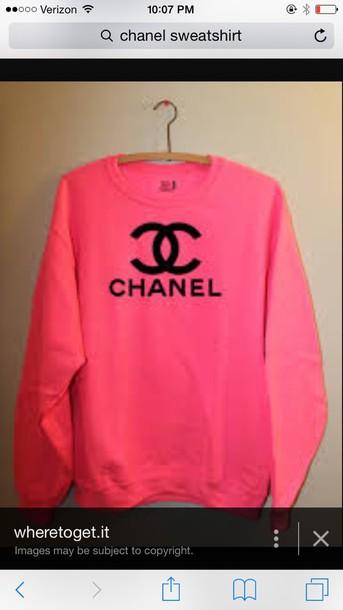 sweater chanel style jacket