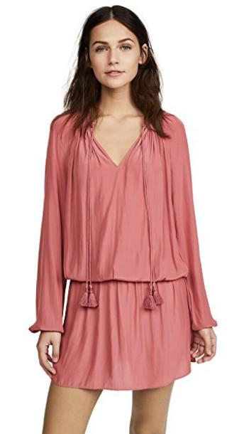 ramy brook dress london pink
