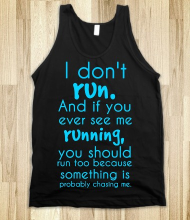 I Don't Run! - Fashion Addict - Skreened T-shirts, Organic Shirts, Hoodies, Kids Tees, Baby One-Pieces and Tote Bags Custom T-Shirts, Organic Shirts, Hoodies, Novelty Gifts, Kids Apparel, Baby One-Pieces | Skreened - Ethical Custom Apparel
