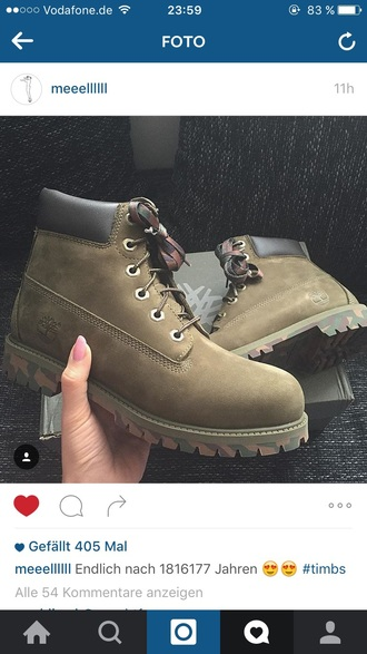 shoes timberlands khaki