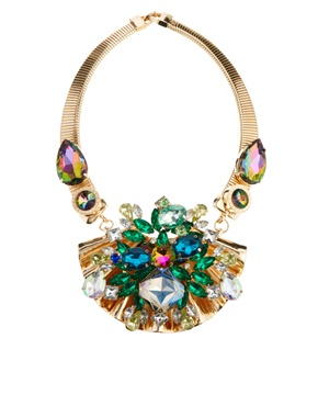 ASOS | ASOS Garden Carnival Necklace at ASOS