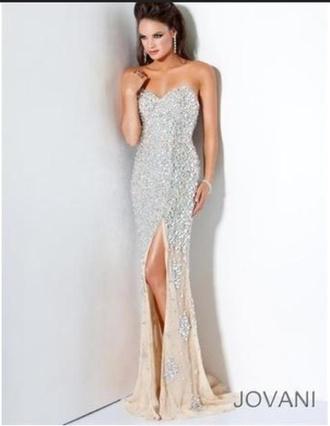 dress jovani maybe cheaper! long dress long prom dress nude dress brautiful dress