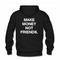 Make money hoodie back
