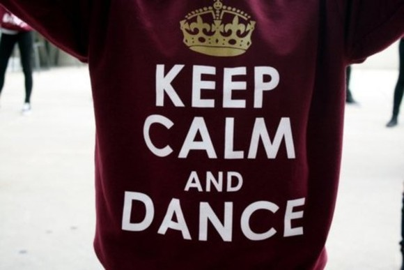 keep calm dance burgundy sweater sweater clothes oversized sweater red dress