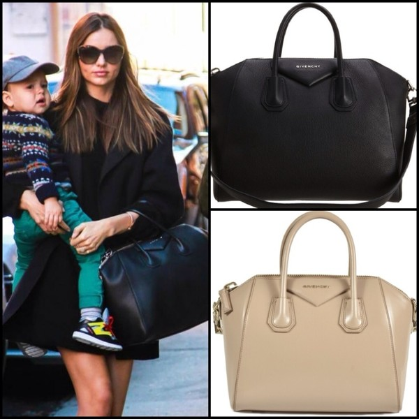 bag givenchy givenchy style black miranda kerr beige elegant bag coat