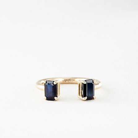 Mirlo Tate Baguette Ring | Jewelry | Steven Alan