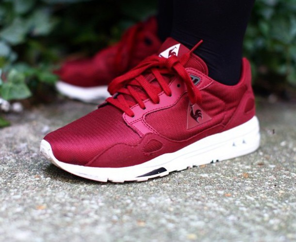 shoes sportif red