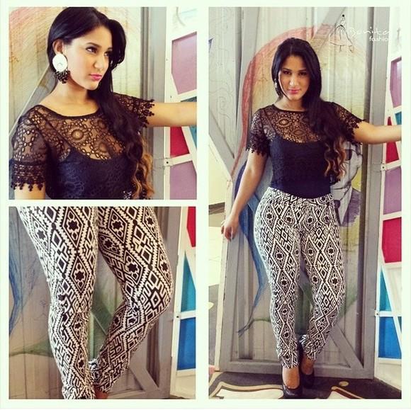 blouse leggings pants white black jeggings jeans top sexy jeans elegant