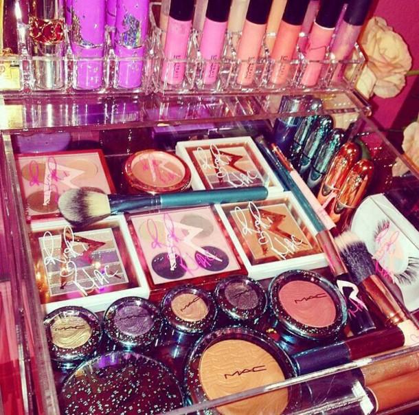 make-up rihanna's make up mac cosmetics