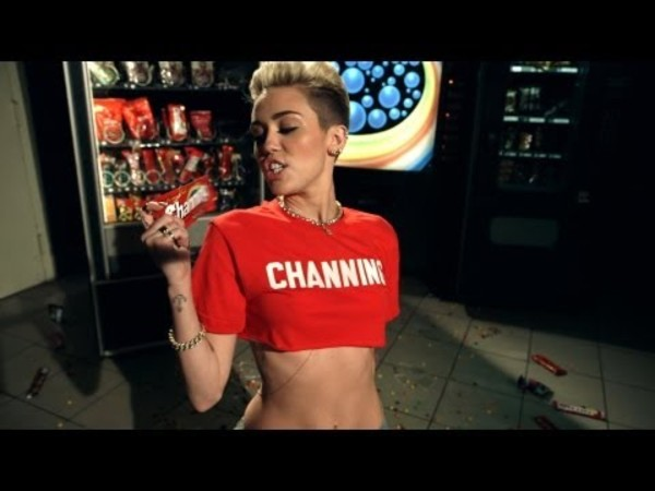 blouse channning tatum miley cyrus crop tops