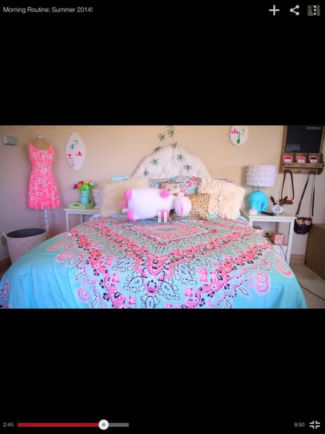 bedding bedding girly home accessory blanket bedroom
