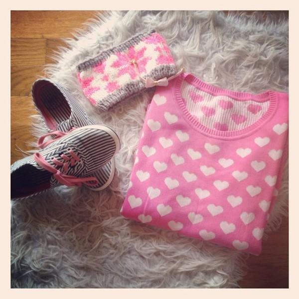 sweater shoes heart sweatshirt heart sweater