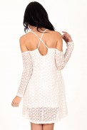 Young Lace Swing Dress | Foxx Foe