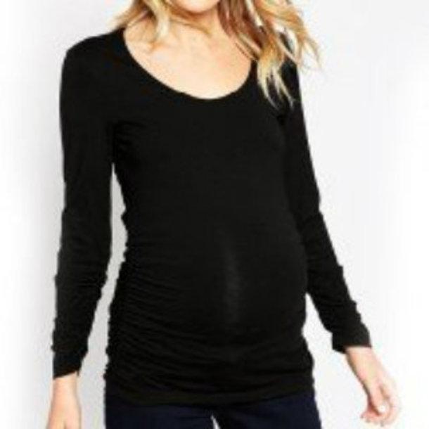 379fa2f71f5b7 t-shirt, oasis shirts, wholesale maternity clothes, maternity ...
