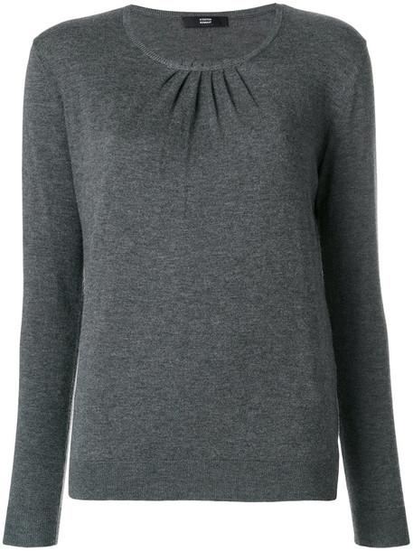 Steffen Schraut sweater women grey