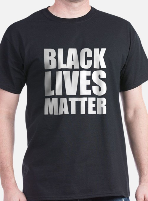 Lives Matter T-shirt - StyleCotton