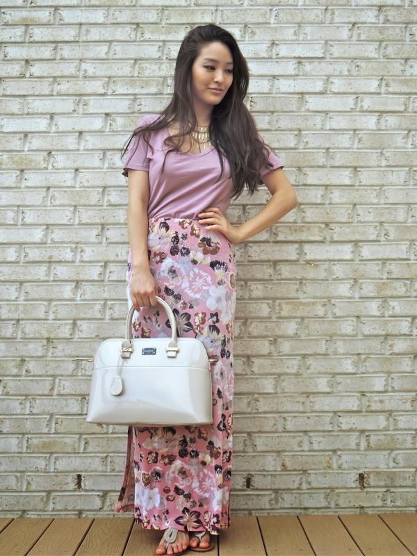 sensible stylista skirt shoes bag jewels t-shirt