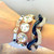 Chunky Diamond Glamour Bracelet - Brina Box