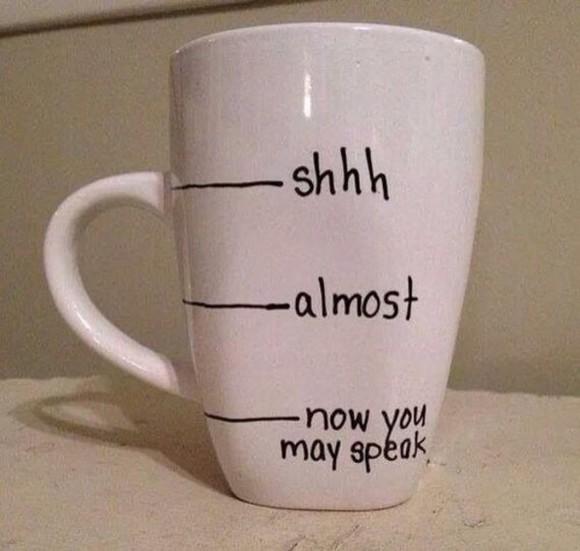 funny scarf mug