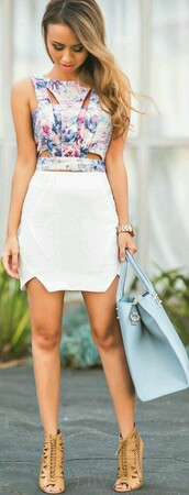 blouse,pattern,fancy,bag,watercolor dress,dress,top,multicolor,crop tops,cutout top,purple,outfit,skirt,jewels,sexy dress,cute,white,white dress,short sexy dresses,coat,short dress,colorful dress,homecoming dress,prom dress,unique dress,boho dress,indie,side cut out dress,shirt,pink bue,colorful,multi,cut-out