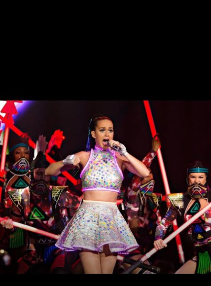 katy perry top crop tops skirt tank top fashion rainbow purple dress purple and blue purple neon neon dress neon skirt neon blue neon yellow silver silver dress skater skirt skater dress skater skater skirt , crop top tumblr outfit tumblr clothes tumblr instagram tie dye tie dye top tie dye shirt tie dye dress tie dye shorts tie dye swimwear tribal pattern