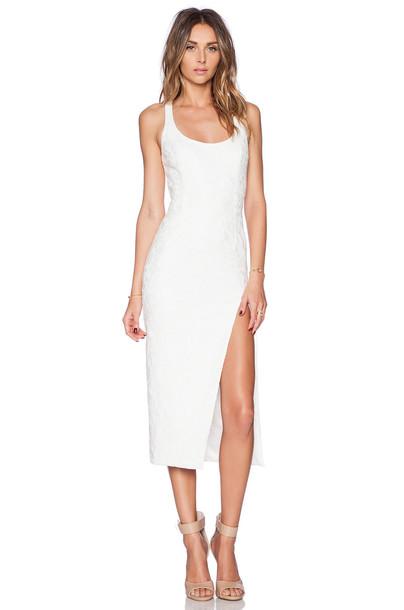 JAY GODFREY dress white