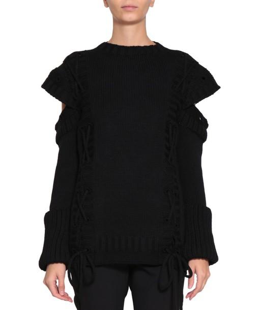 Alexander Mcqueen sweater wool sweater wool