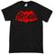 Vintage batman black t-shirt - basic tees shop