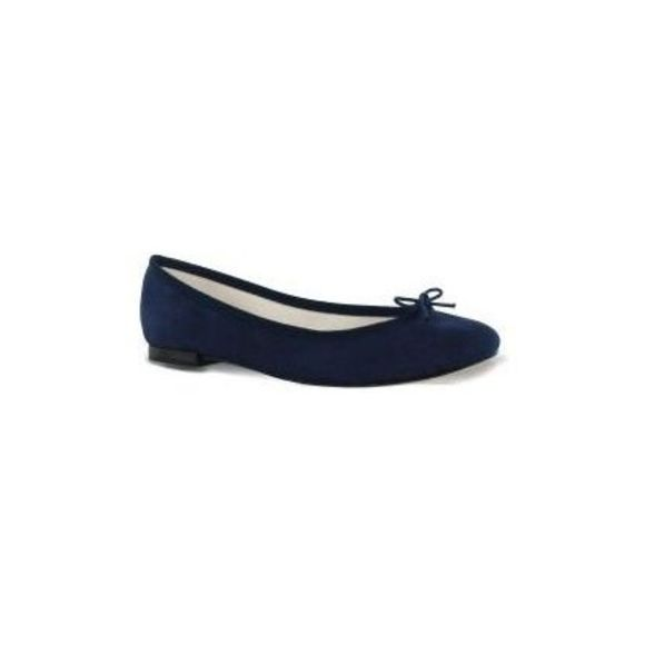 ballerinas shoes dark blue