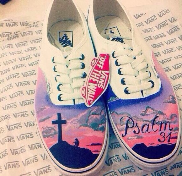 shoes cross white vans printed vans vans shoes