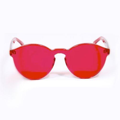Linda Farrow x House of Holland Pink Plexiglas Sunglasses | eBay