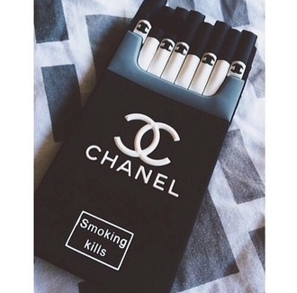 phone cover chanel omg
