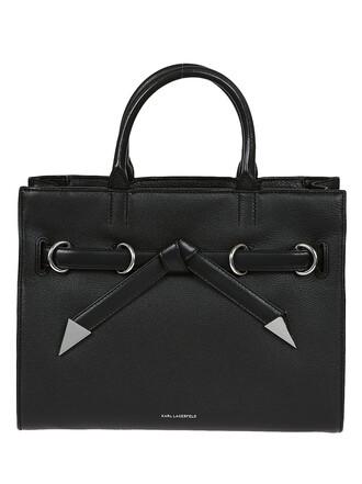 bow black bag