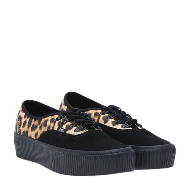 old school shoes black