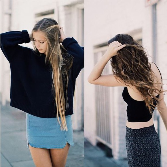 skirt mini skirt denim skirt tight skirt summer outfits