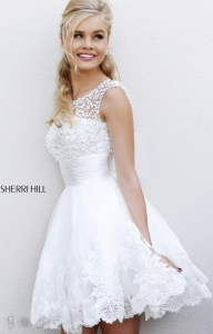 Sherri Hill 4302 Prom Dress