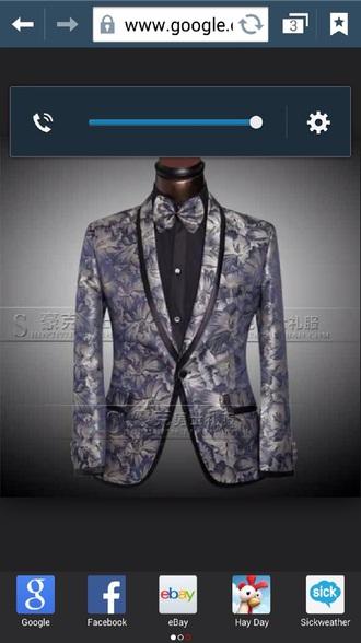 jacket menswear prom suit prom menswear