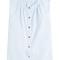 Sleeveless cotton blouse