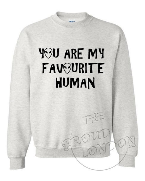Sweater Human Jumper Girl Tumblr Tumblr Outfit Fashion Gifts For Her Gift Ideas