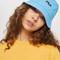 Blue baxter bucket hat by fila - blue