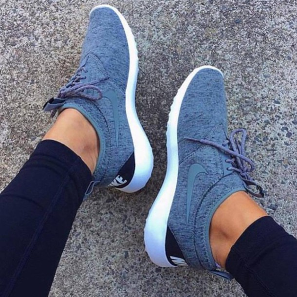 hot sale online 0425a 469a6 shoes nike shoes nike women grey shorts nike womens shoes roshes grey  sneakers low top sneakers