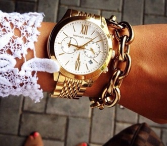 jewels gold belt michael kors michael kors watch